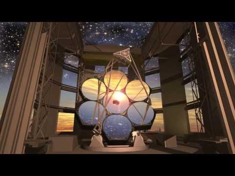 "GIANT MAGELLAN TELESCOPE - ""A PERFECT MIRROR"""