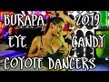 Coyote Dancers Pt 1 & Car Audio Show Burapa Bike Week 2019 Pattaya Thailand