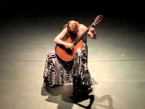 Ana Vidovic XII Festival Guitarra