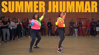 GHAR AAJA SONIYA | SHIVANI BHAGWAN & CHAYA KUMAR BHANGRAFUNK DANCE | MICKEY SINGH #SUMMERJHUMMAR