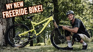 MEIN NEUES FREERIDE BIKE! Bike Build Rose Bikes Soulfire 3