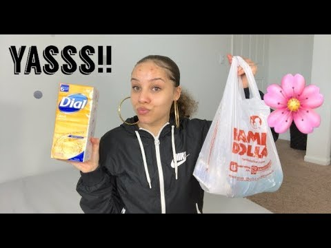 Family Dollar Hygiene Products Haul!!