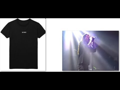 "Bad Omens put out ""little logo"" shirt to counter ""drama"" of leaving the Amity Affliction tour.. Mp3"