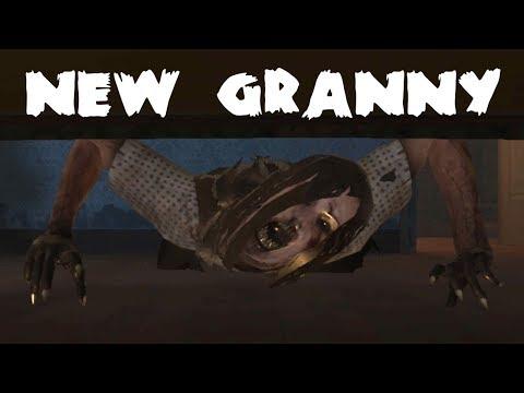 New Granny! Первый раз играю в Nightmare Legends Escape The Horror Game Первый взгляд!