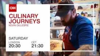 "CNN International ""Culinary Journeys"" promo"