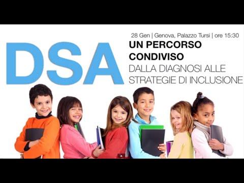 DSA: dalla diagnosi alle strategie di inclusione a Genova 2015