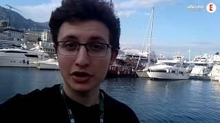 Vlog - Gran Premio de Mónaco [Día 1] | Efeuno