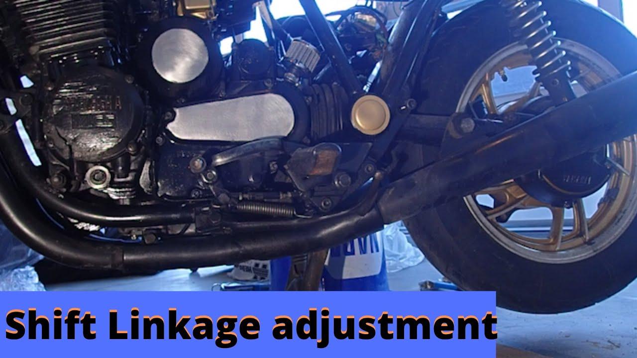 Shift Linkage Adjustment