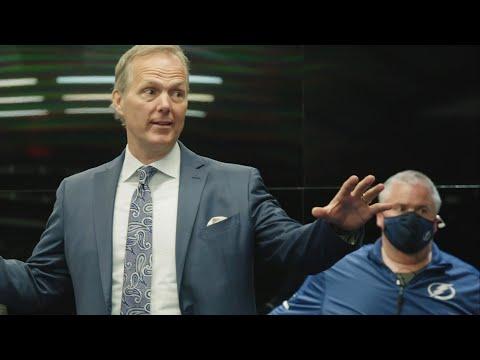 Jon Cooper's Postgame Speech after Lightning Advance to ECF