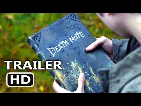 Thumbnail: DEATH NOTE Official Trailer (2017) Nat Wolf, Netflix Thriller Movie HD