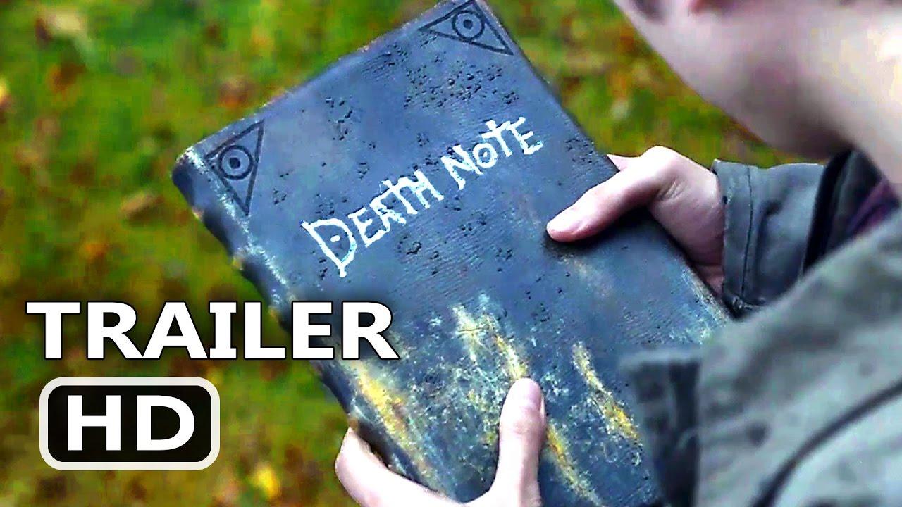 Download DEATH NOTE Official Trailer (2017) Nat Wolf, Netflix Thriller Movie HD