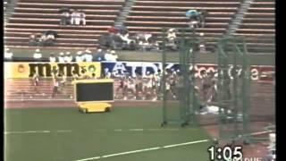 giovanni de benedictis -Campionati del mondo di atletica leggera - Tokyo '91 - 20km di marcia  1/5
