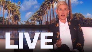 Ellen Talks Future Of Talk Show | ET Canada LIVE