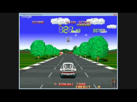 HOT CHASE ARCADE WORLD RECORD ONLINE (289,540)