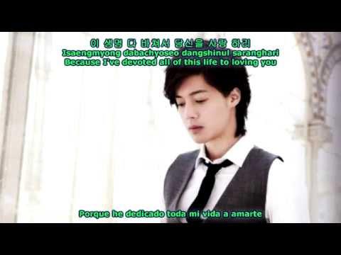 Happiness is - Kim hyun joong