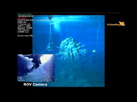 VideoRay Pro 4 ROV - Underwater Post Blast Investigation Training