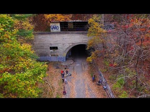 Abandoned Pennsylvania Turnpike 2015