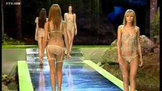 Repeat youtube video fashiontv - FTV.com - I.D. Sarrieri Lingerie