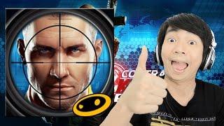 Sneak Focus and Kills - Contract Killer: Sniper - Ipad Gameplay