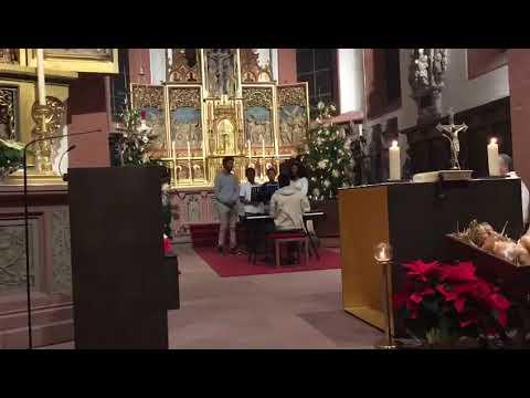 Ethiopian Catholic christmass St joseph parish Germany