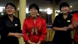 joyeux anniversaire version chinoise...