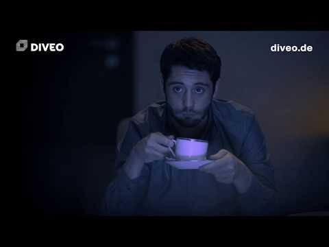 Diveo rührt die Werbetrommel