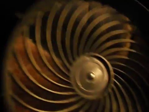 cleaning a vornado 533 table top high velocity fan part 2