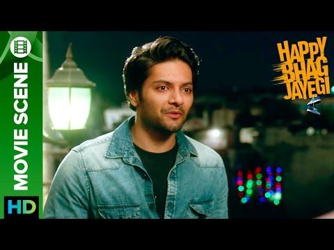 Ali Fazal Confesses His Love | Happy Bhag...