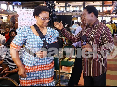 SCOAN 23/07/17: Prophecy, Healing & Deliverance Live Service with TB Joshua (Part 2/3)