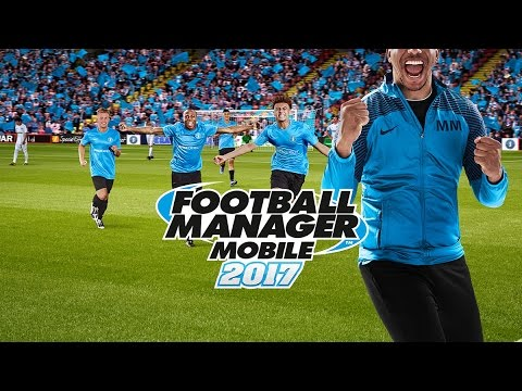 FOOTBALL MANAGER MOBILE 2017 Android / iOS Gameplay | Pre Season