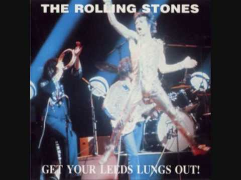 THE ROLLING STONES : LEEDS  1971 : LET IT ROCK .