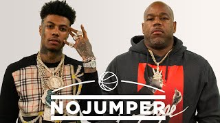 The Blueface and Wack100 Interview