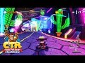 Crash Team Racing Nitro-Fueled | Electron Avenue Gameplay