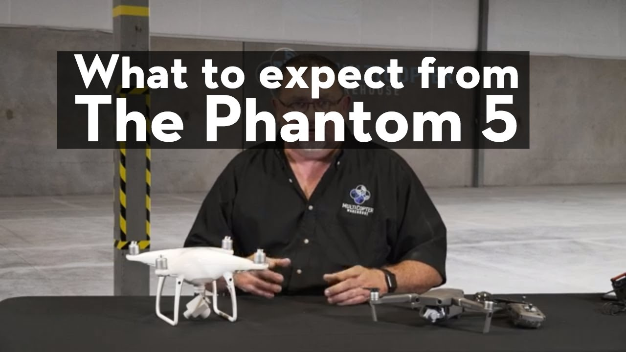 90707db6c99 DJI Phantom 5 - What to Expect? My wishlist! - YouTube