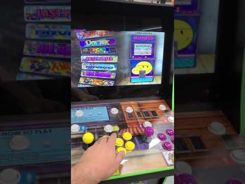 Arcade1up TMNT upgrade 2400 games from J M Arcades