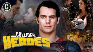 Is Henry Cavill Really Out as Superman? - Heroes