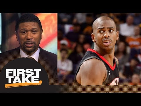 Jalen Rose: Chris Paul doesn't respect Doc Rivers, Austin Rivers, Blake Griffin | First Take | ESPN