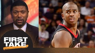 Jalen Rose: Chris Paul doesn
