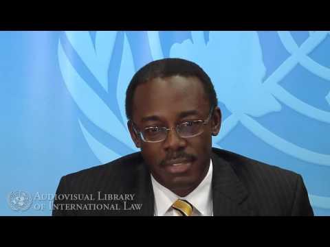 Edward Kwakwa on WIPO