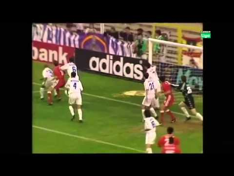 Liga 1996/1997. Real Madrid 4-2 Sevilla.