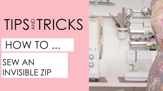 How to insert an invisible zip