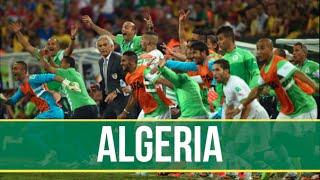 ALGERIA - World Cup 2014 Brazil - Best Momentsᴴᴰ    أفضل لحظات الجزائر في المونديال