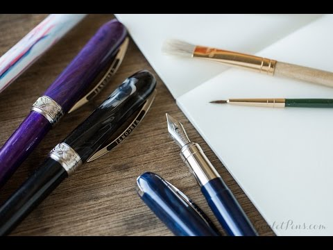 Visconti Rembrandt Fountain Pen Overview