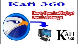 Gambar cover How to Download Eagleget Download Manager