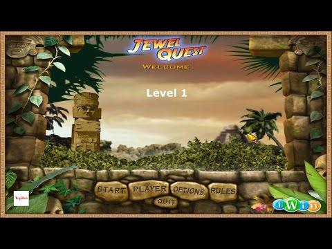 Jewel Quest gameplay level 1