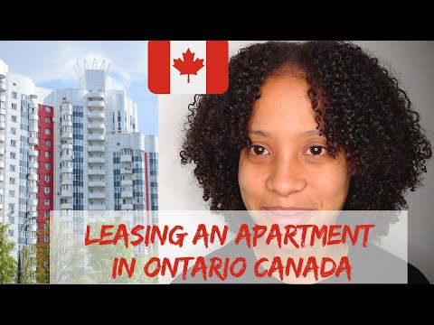 Everything You Need to Know about Apartment Leasing In Ontario Canada