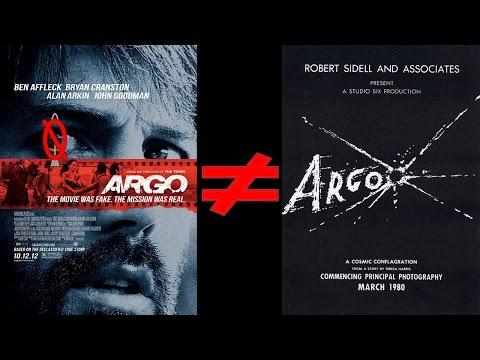 Argo  Based on a True Story