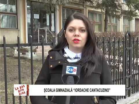 LA PAS PRIN ORAȘ - ȘCOALA GIMNAZIALĂ