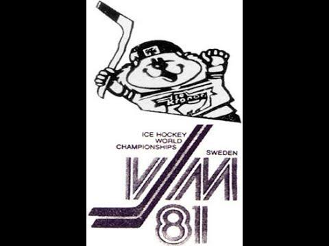 СССР - ČSSR 1981-04-26  НWC '81 ...