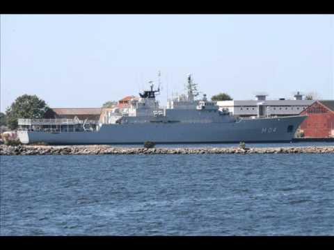 1980 CARLSKRONA M 04 Training ship Minelayer swedish navy history facts